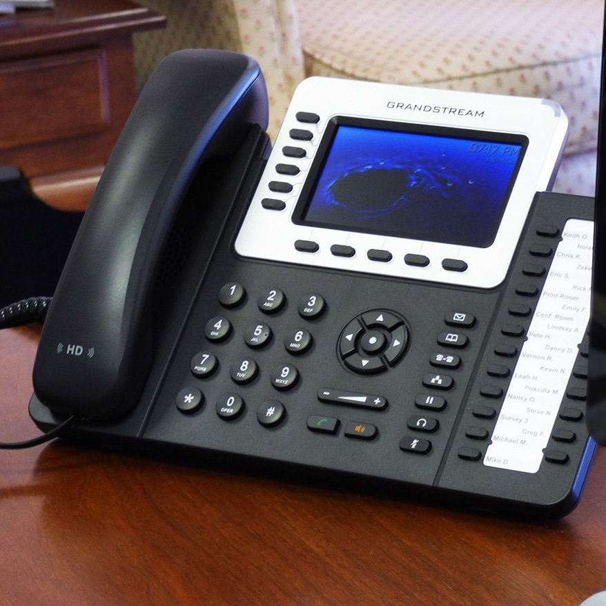 Business phone systems grandstream