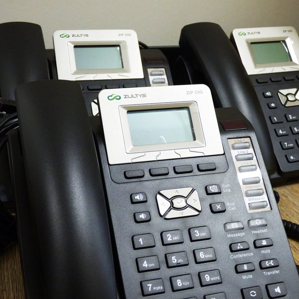 Business phone systems zultys